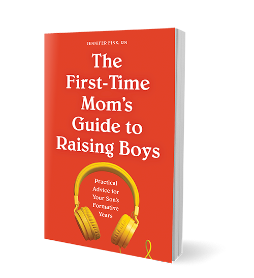 first time mom's guide to raising boys